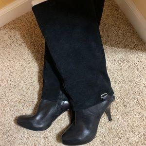 Nine West Stiletto Riding Boots